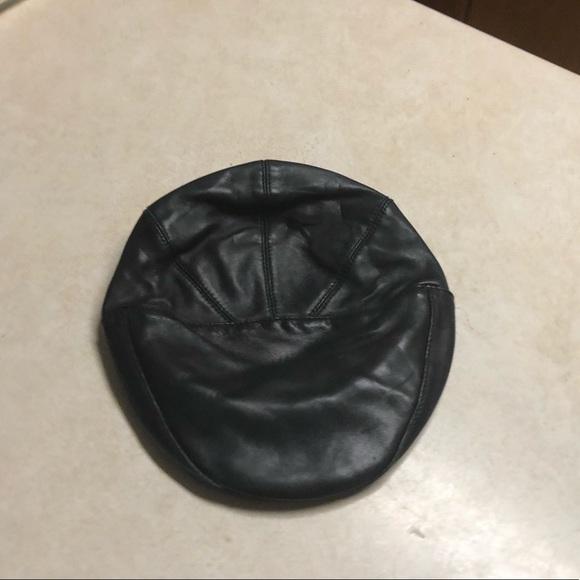 0c45d7c7db89b Gucci Accessories - Authentic Gucci leather cap